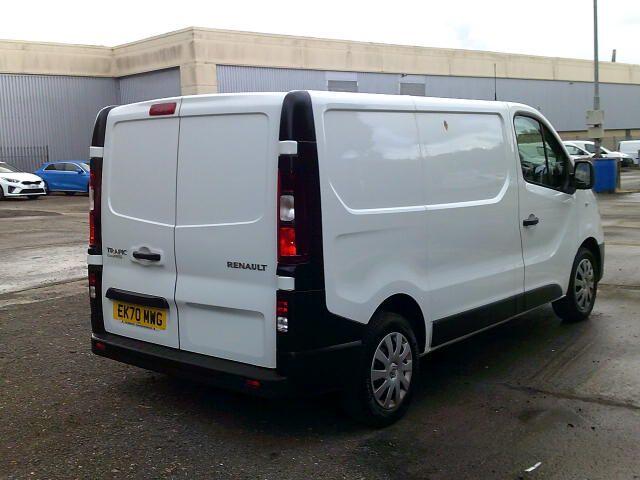 2020 Renault Trafic Sl28 Energy Dci 120 Business Van (EK70MWG) Image 9