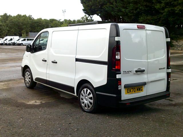 2020 Renault Trafic Sl28 Energy Dci 120 Business Van (EK70MWG) Image 11