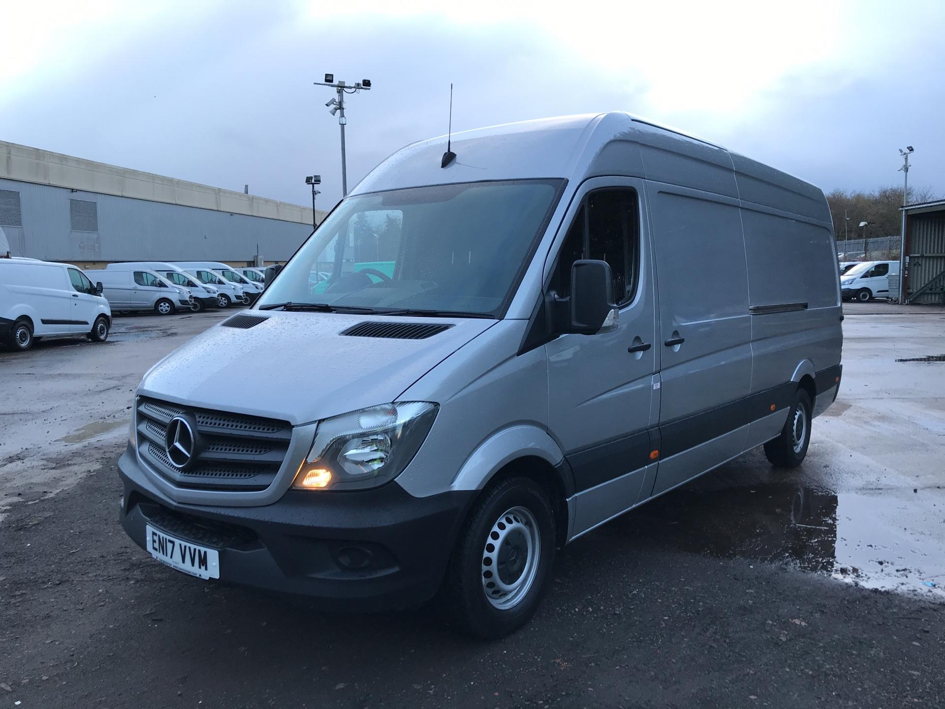 2017 Mercedes-Benz Sprinter 314 LWB HIGH ROOF VAN EURO 6 (EN17VVM) Image 7