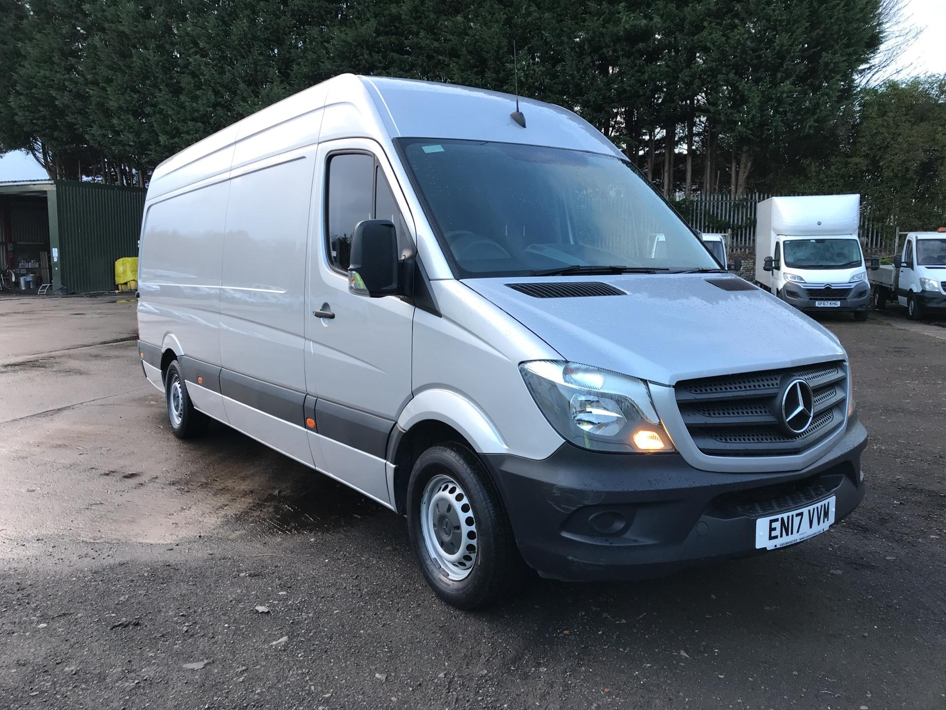 2017 Mercedes-Benz Sprinter 314 LWB HIGH ROOF VAN EURO 6 (EN17VVM) Image 1