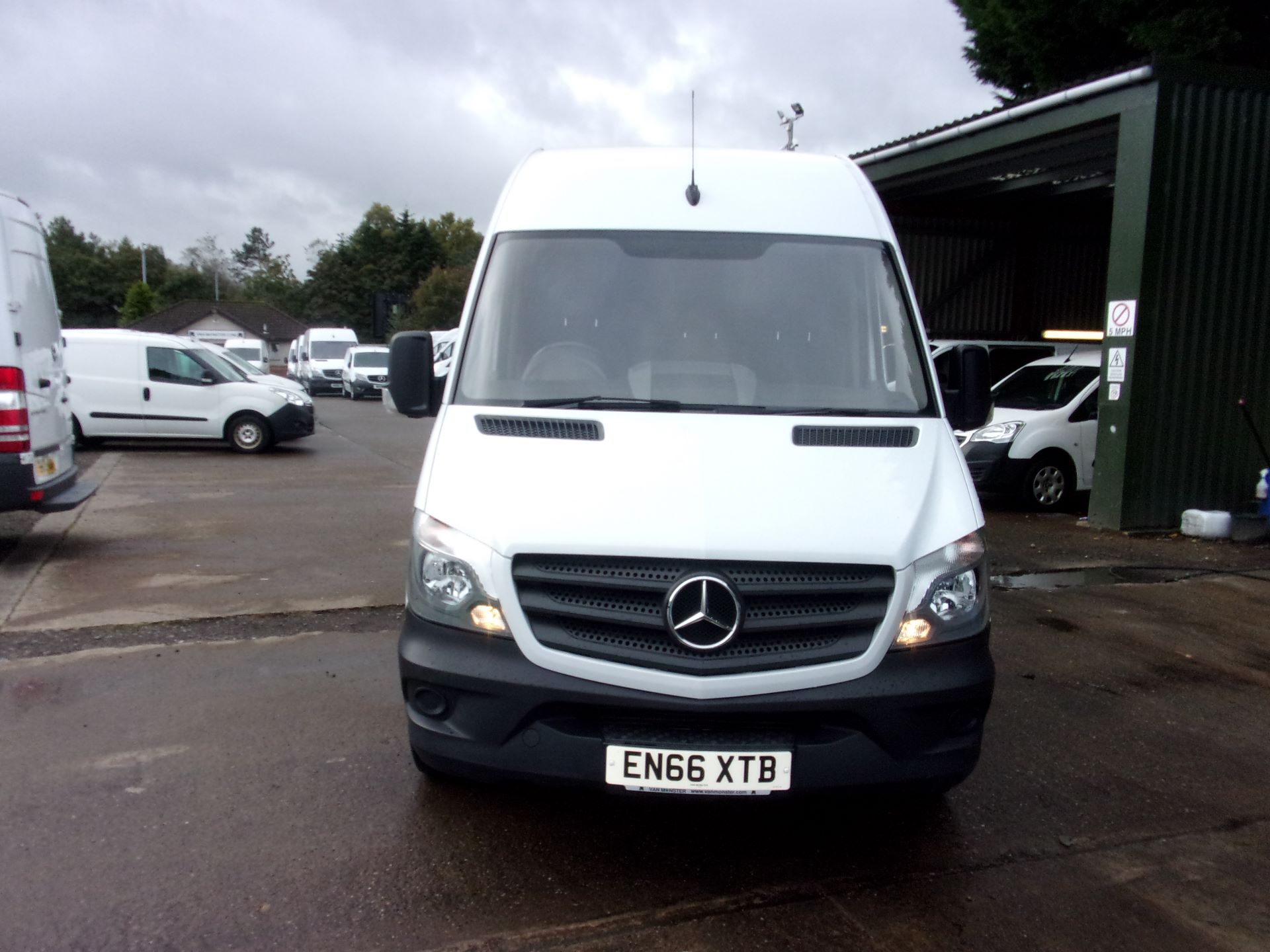 2016 Mercedes-Benz Sprinter 314 CDI LWB HIGH ROOF EURO 6 (EN66XTB) Image 15