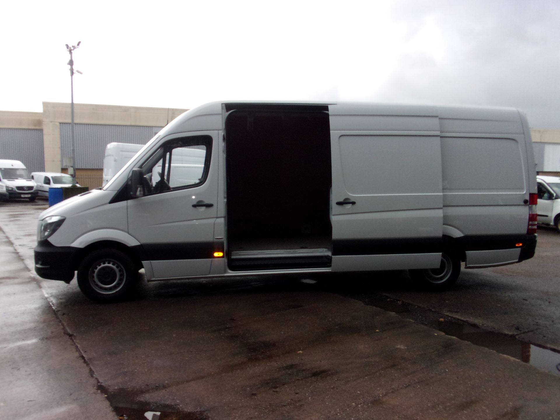 2016 Mercedes-Benz Sprinter 314 CDI LWB HIGH ROOF EURO 6 (EN66XTB) Thumbnail 20