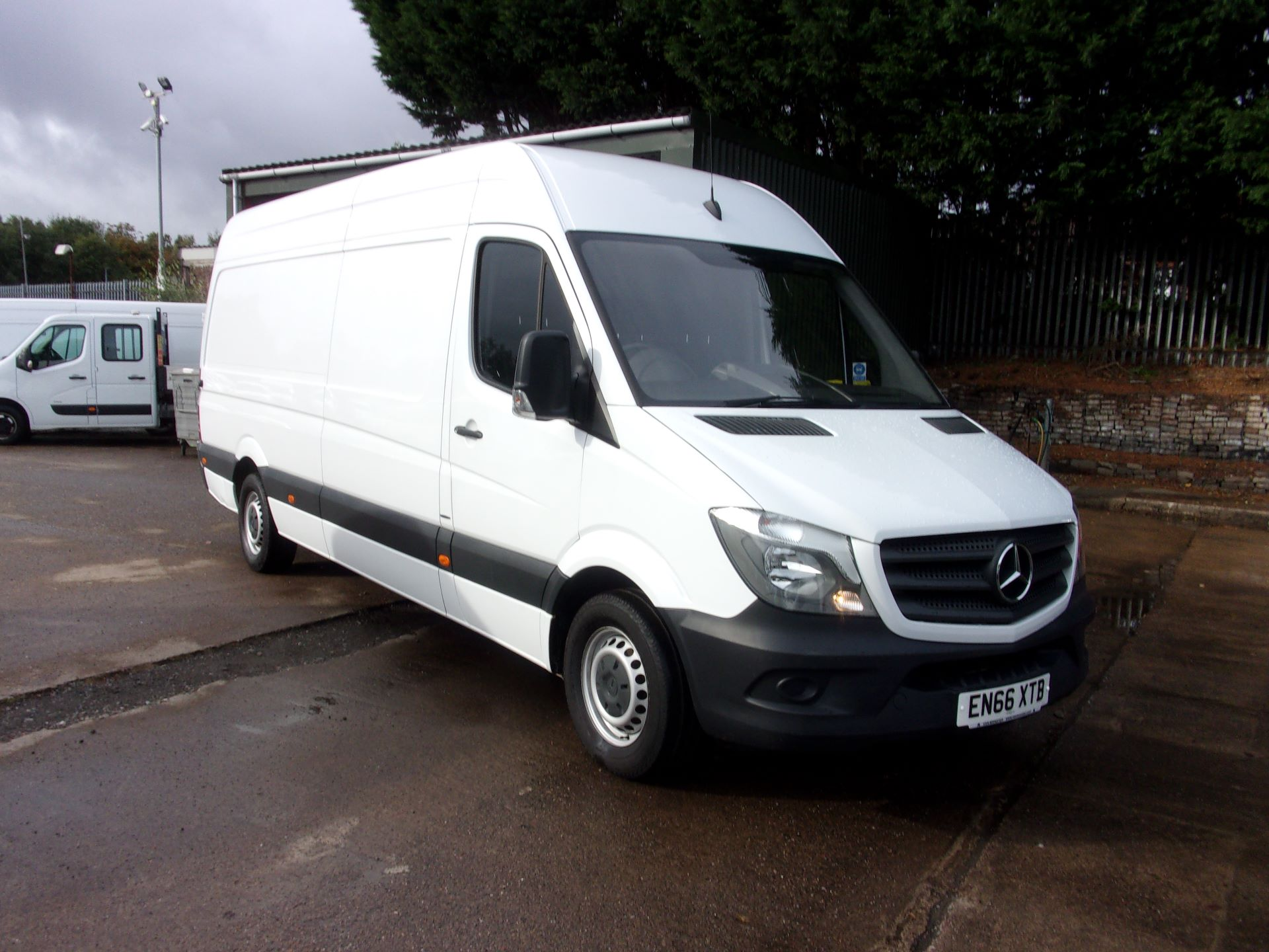 2016 Mercedes-Benz Sprinter 314 CDI LWB HIGH ROOF EURO 6 (EN66XTB) Thumbnail 1