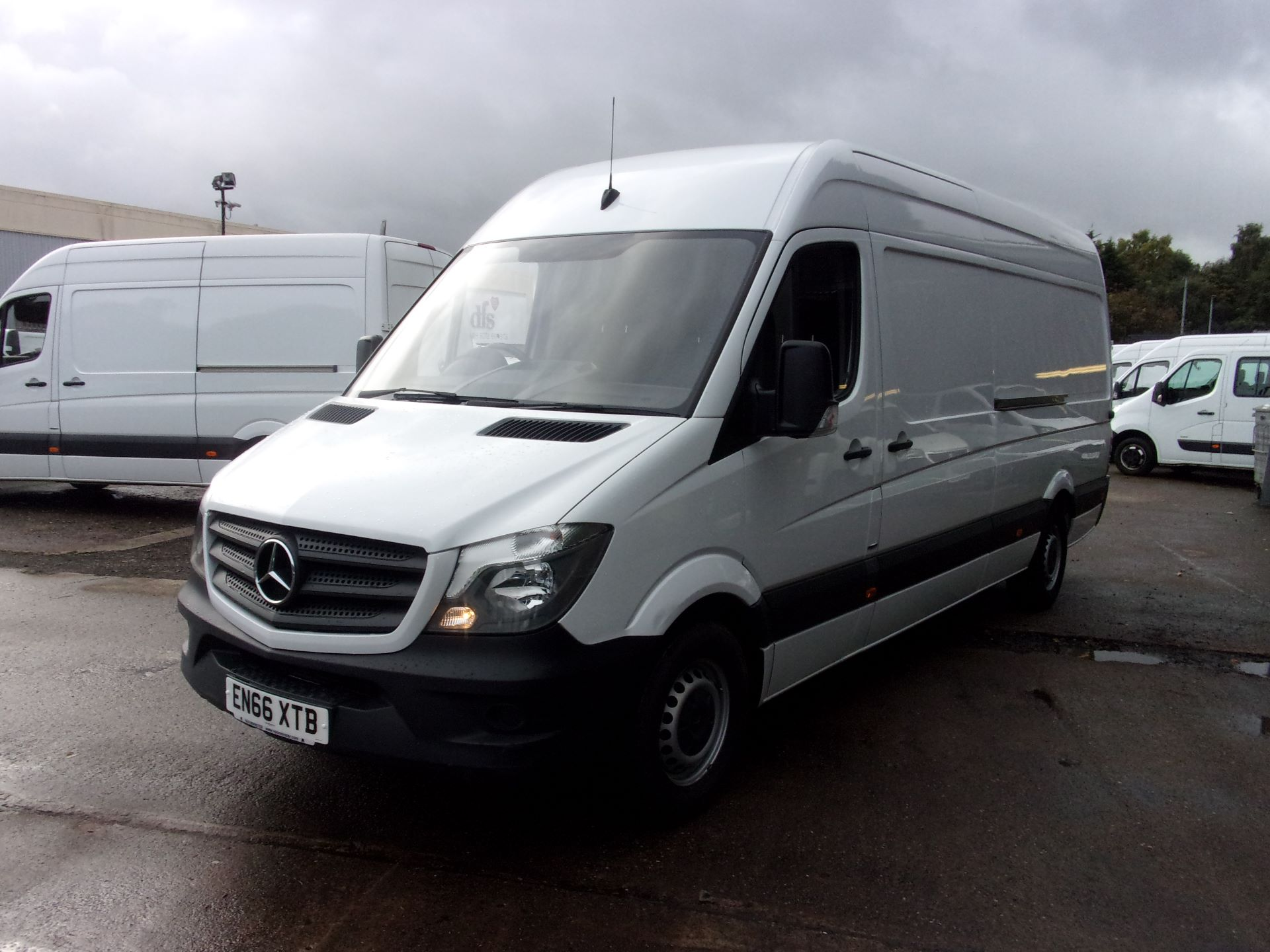 2016 Mercedes-Benz Sprinter 314 CDI LWB HIGH ROOF EURO 6 (EN66XTB) Image 14