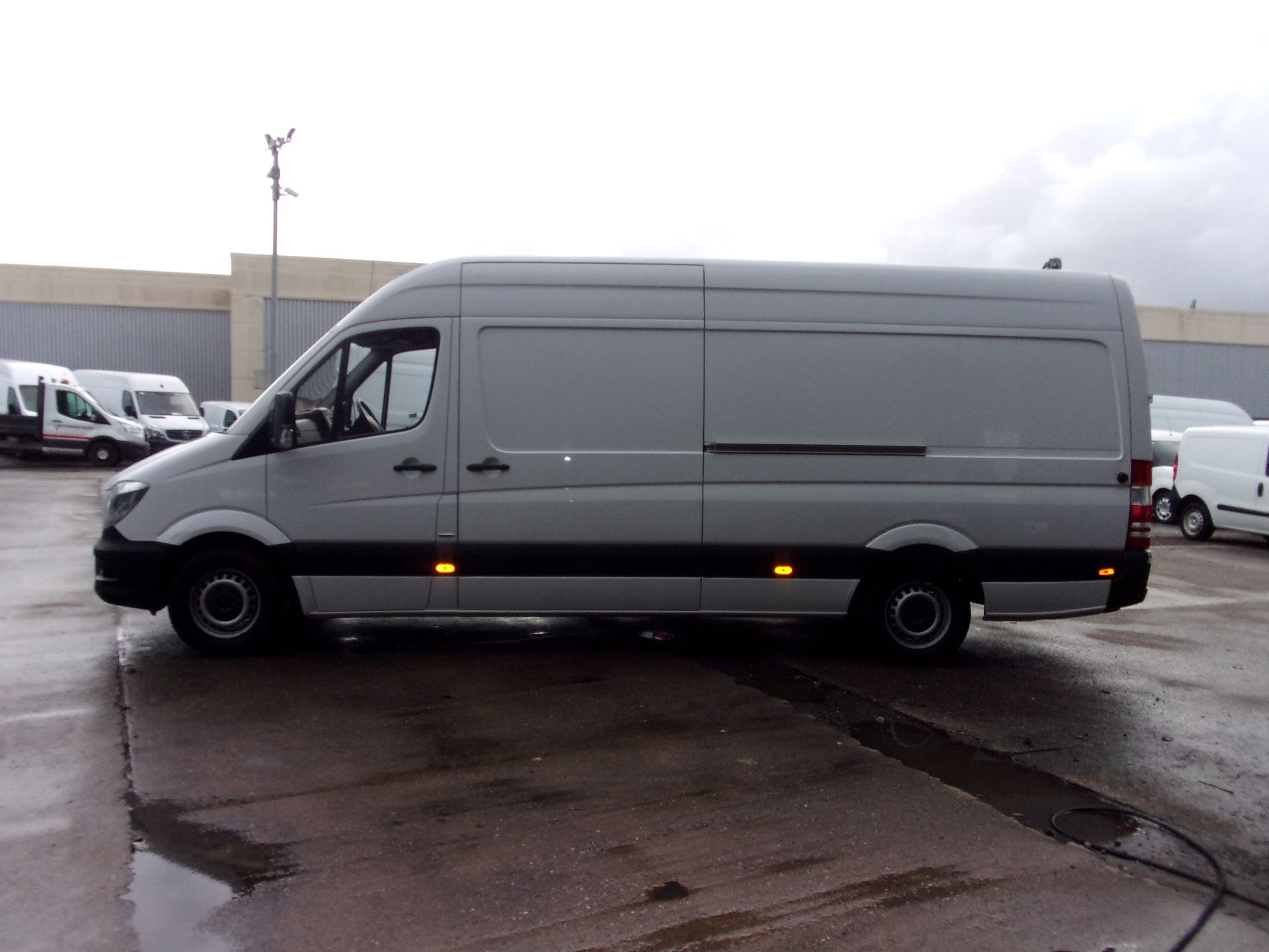2016 Mercedes-Benz Sprinter 314 CDI LWB HIGH ROOF EURO 6 (EN66XTB) Image 12