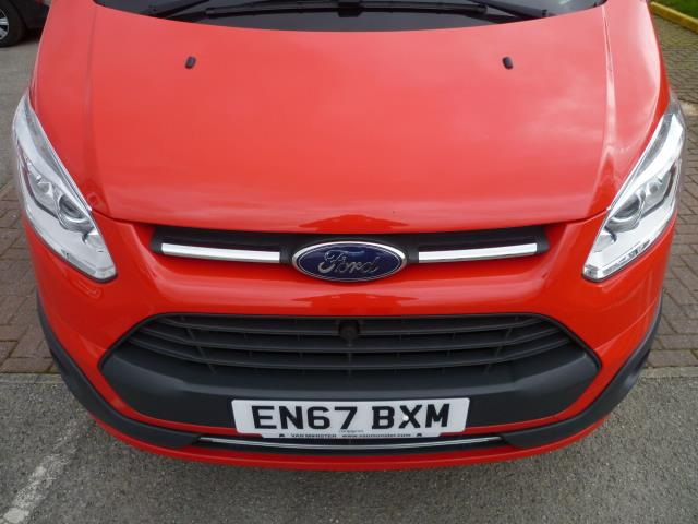 2017 Ford Transit Custom 2.0 TDCi 130ps Low Roof D/Cab Limited Van Auto EURO 6 (EN67BXM) Image 13