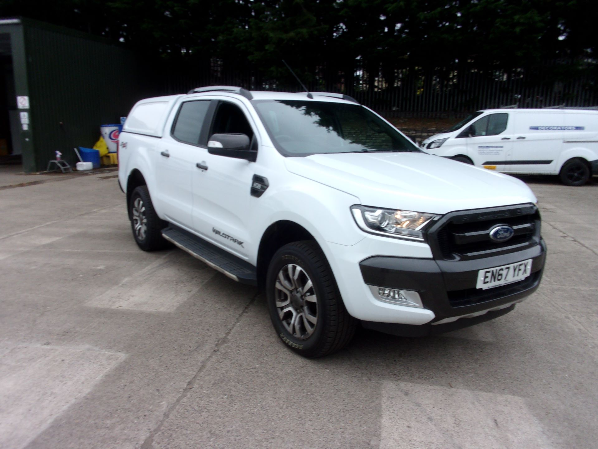 2018 Ford Ranger PICK UP DOUBLE CAB WILDTRAK 3.2 CDTI 200 AUTO 4X4 EURO 6
