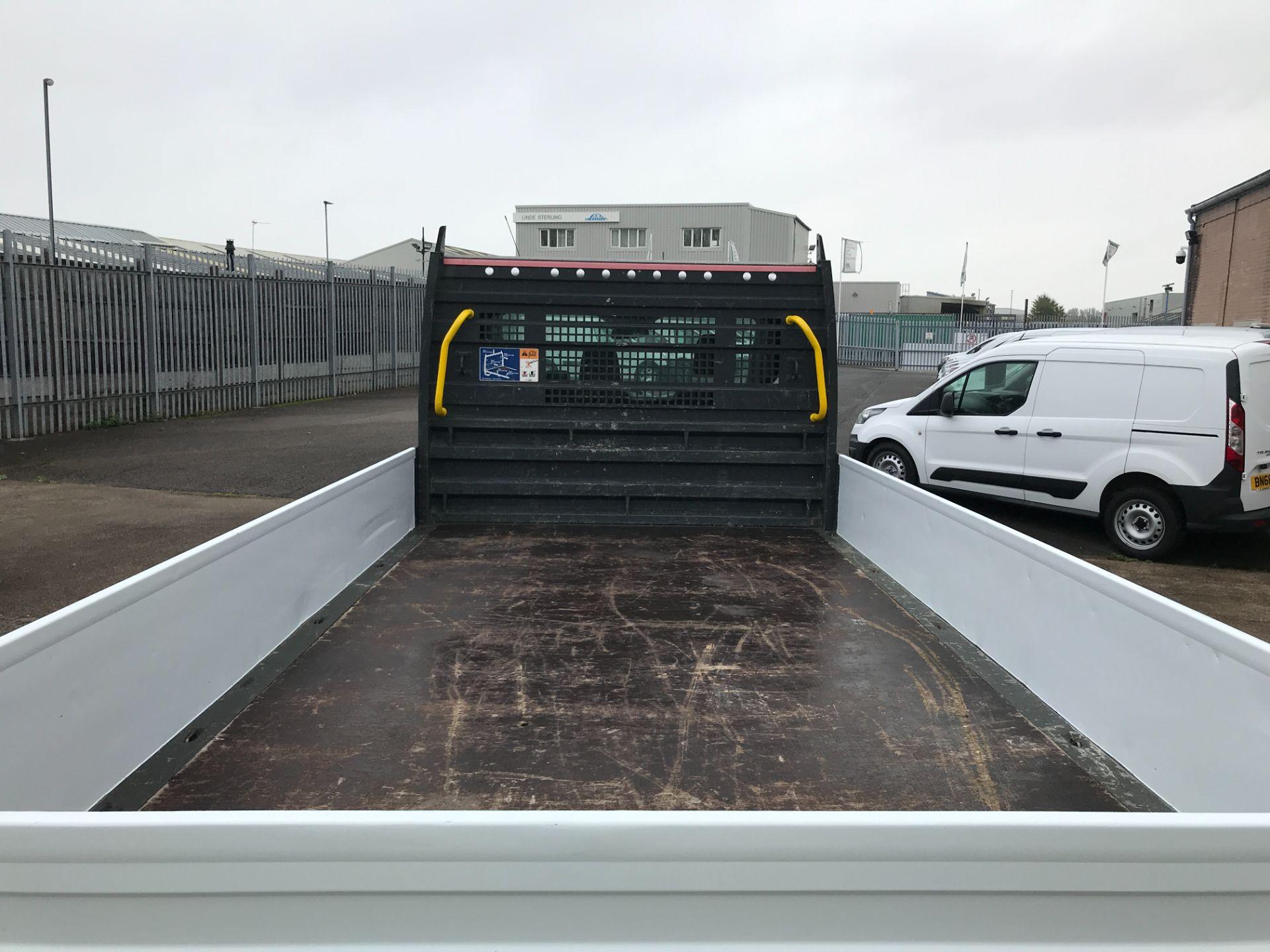 2018 Ford Transit T350 13FOOT  DROP SIDE 130PS EURO 6 (EN67YGR) Image 19