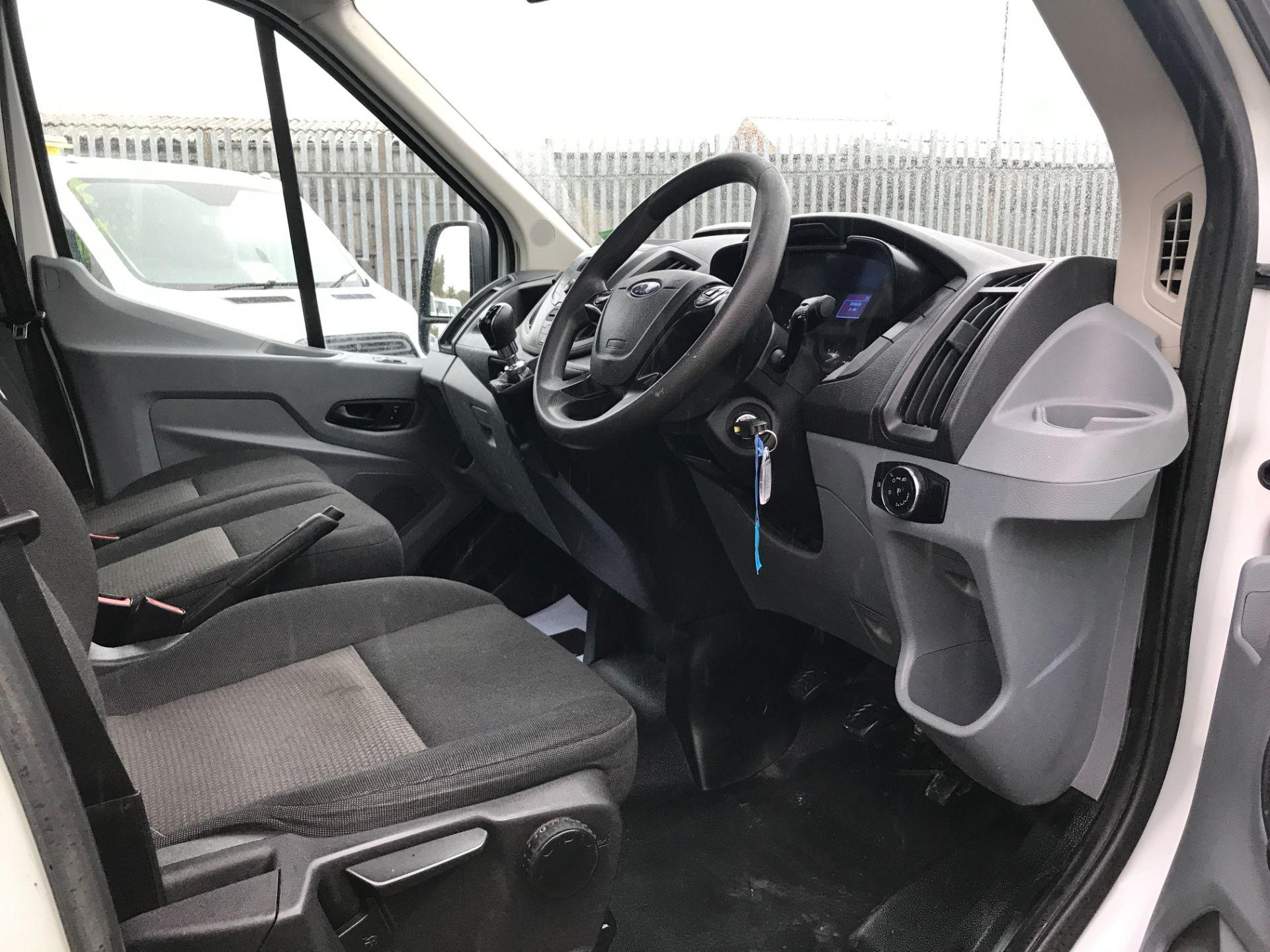 2018 Ford Transit T350 13FOOT  DROP SIDE 130PS EURO 6 (EN67YGR) Image 15