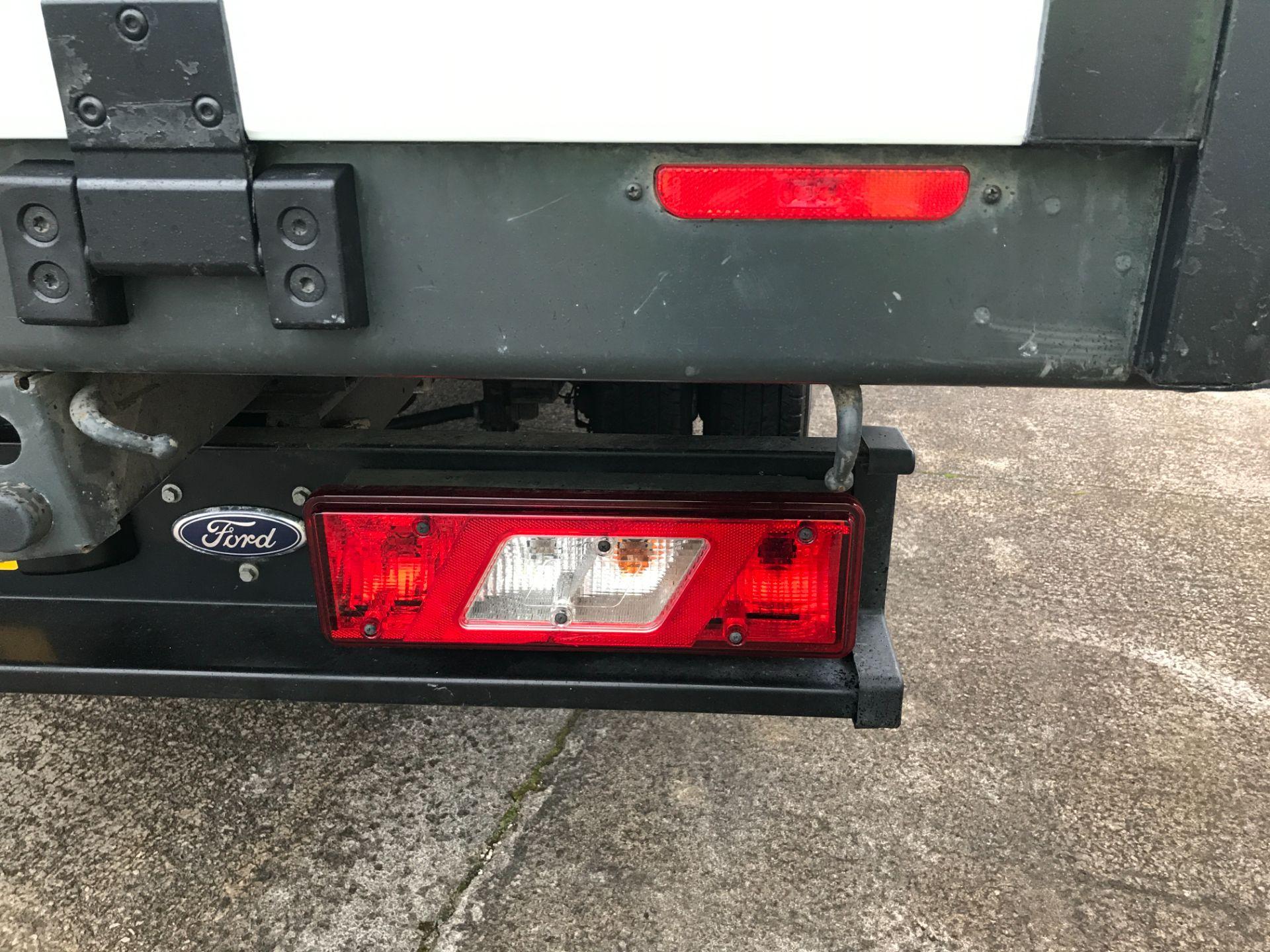 2018 Ford Transit T350 13FOOT  DROP SIDE 130PS EURO 6 (EN67YGR) Image 27