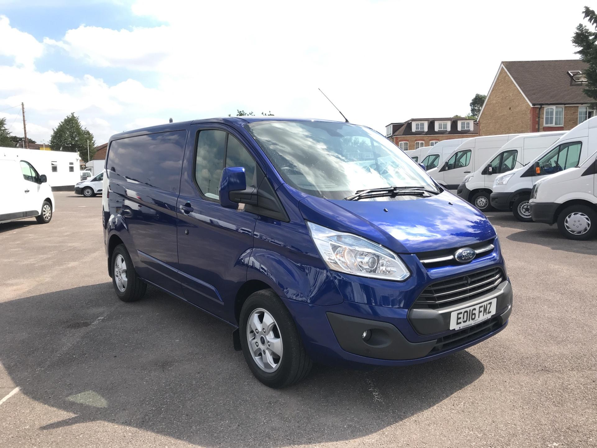 2016 Ford Transit Custom 2.2 Tdci 125Ps Low Roof Limited Van (EO16FMZ)