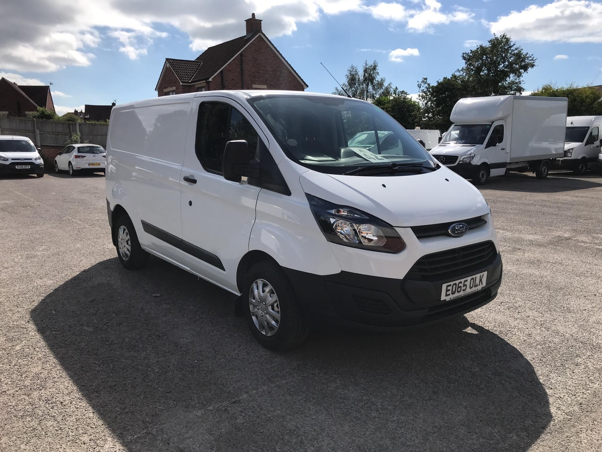 2015 Ford Transit Custom 2.2 Tdci 100Ps Low Roof Van EURO 5 (EO65OLK)