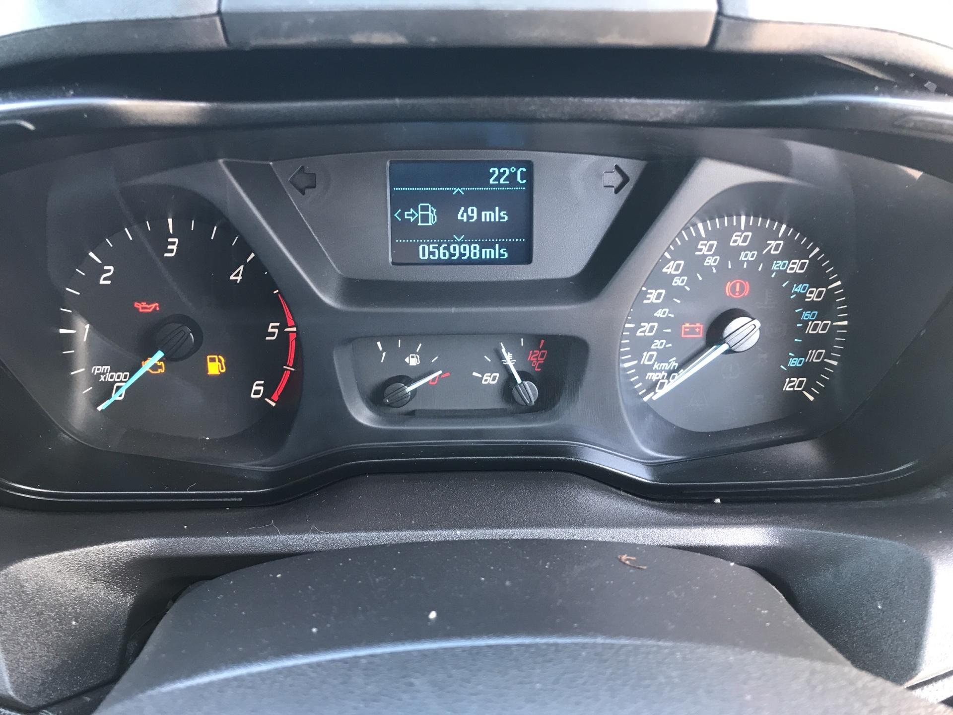 2015 Ford Transit Custom DIESEL L1 FWD 2.2 TDCI 100PS LOW ROOF VAN EURO 5 (EO65OLV) Image 13