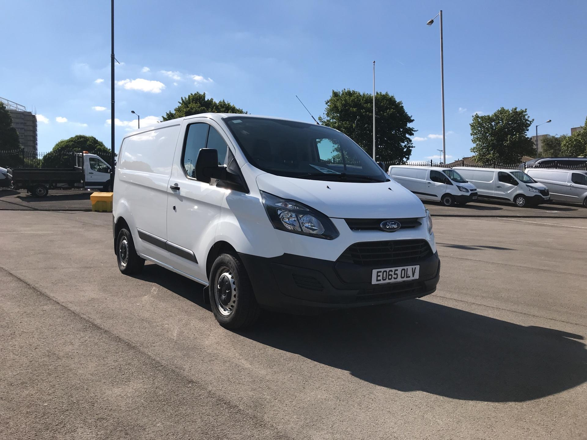 2015 Ford Transit Custom DIESEL L1 FWD 2.2 TDCI 100PS LOW ROOF VAN EURO 5 (EO65OLV)