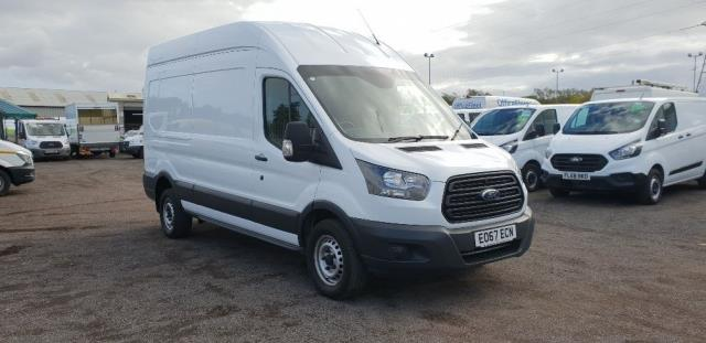 2017 Ford Transit L3 H3 VAN 130PS EURO 6 (EO67ECN)