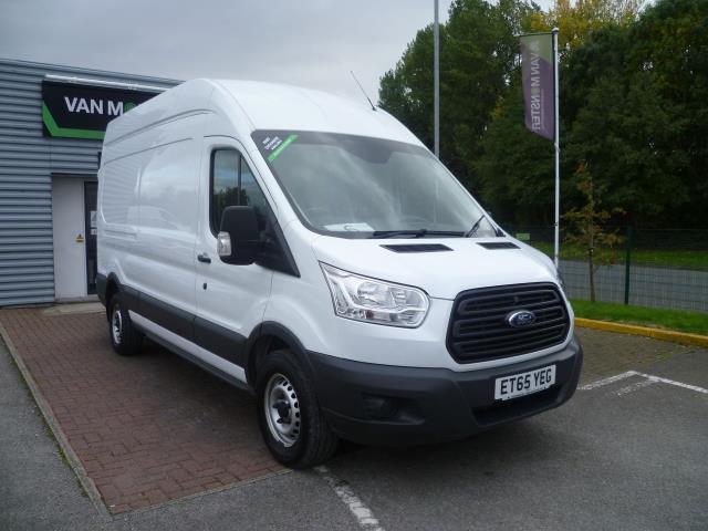 2016 Ford Transit  350 L3 H3 FWD VAN 125PS EURO 5 (ET65YEG)