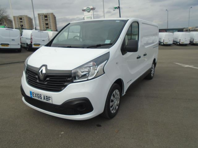 2016 Renault Trafic Sl27 Energy Dci 125 Business+ Van (EX66ABF) Thumbnail 15
