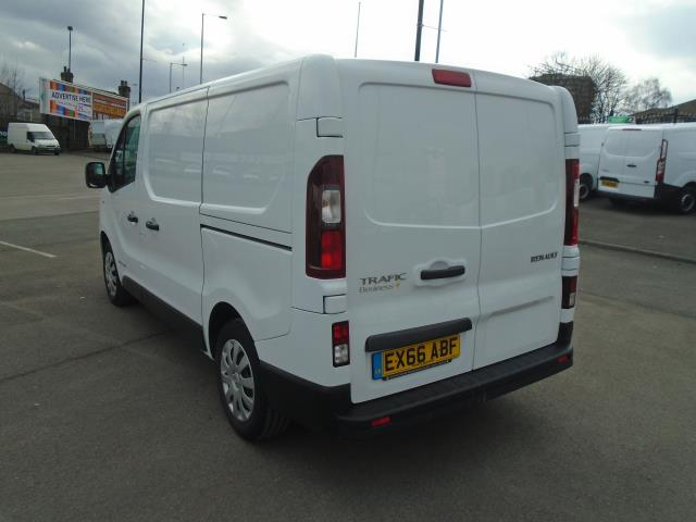 2016 Renault Trafic Sl27 Energy Dci 125 Business+ Van (EX66ABF) Thumbnail 10