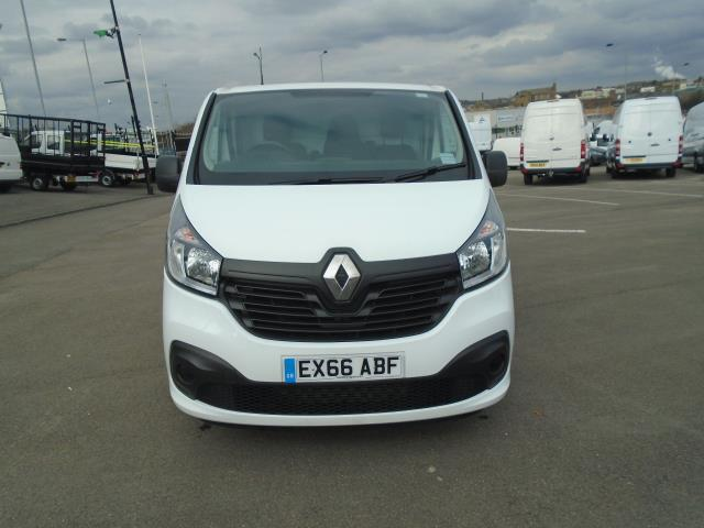 2016 Renault Trafic Sl27 Energy Dci 125 Business+ Van (EX66ABF) Thumbnail 3
