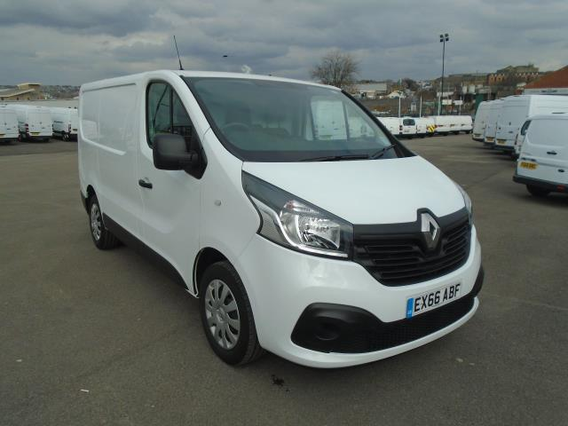 2016 Renault Trafic Sl27 Energy Dci 125 Business+ Van (EX66ABF) Thumbnail 2