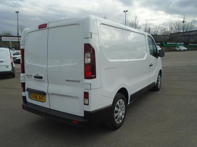 2016 Renault Trafic Sl27 Energy Dci 125 Business+ Van (EX66ABF) Thumbnail 8