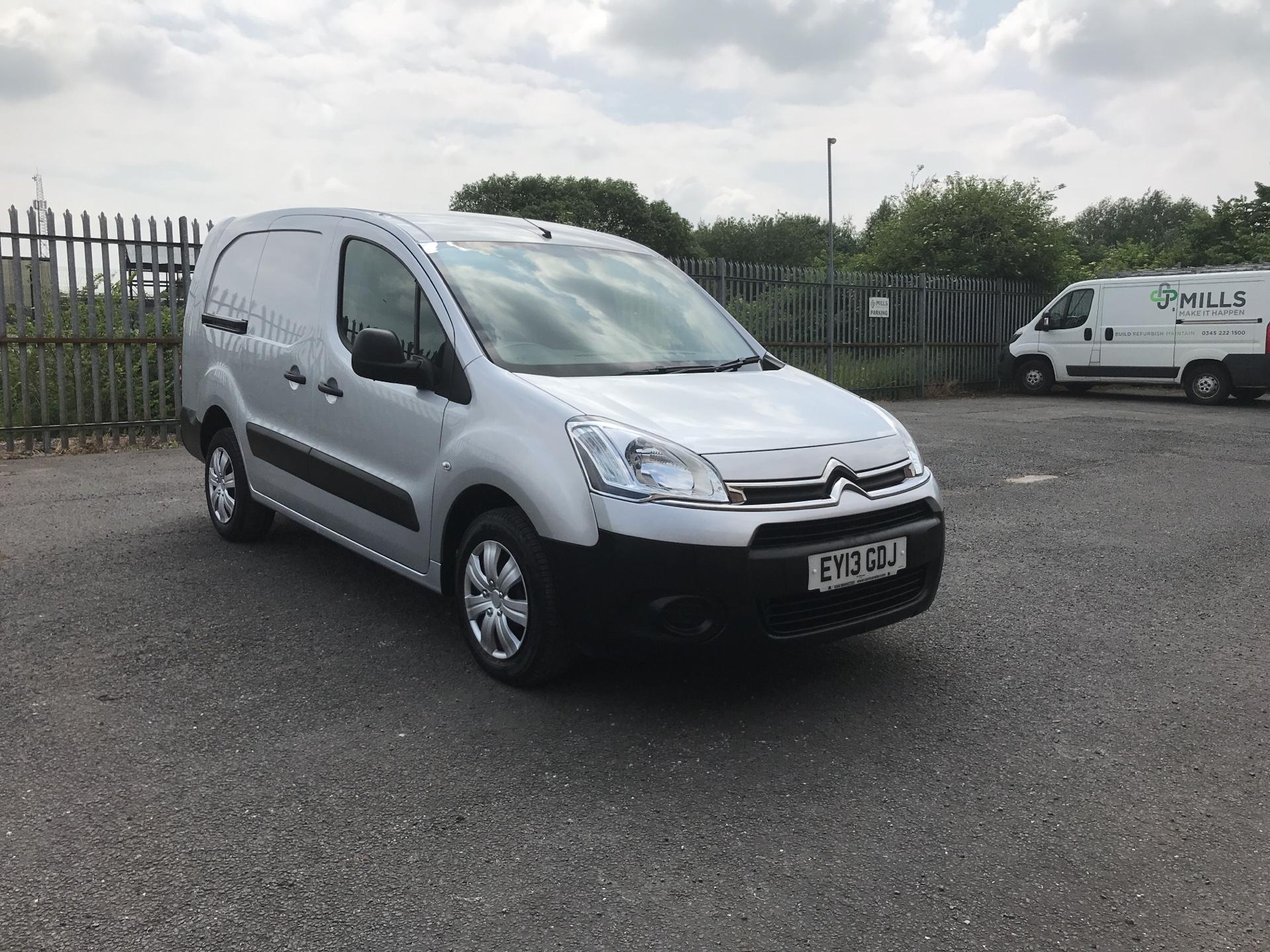 2013 Citroen Berlingo L2 H1 1.6HDI 750Kg X 90PS (EY13GDJ)