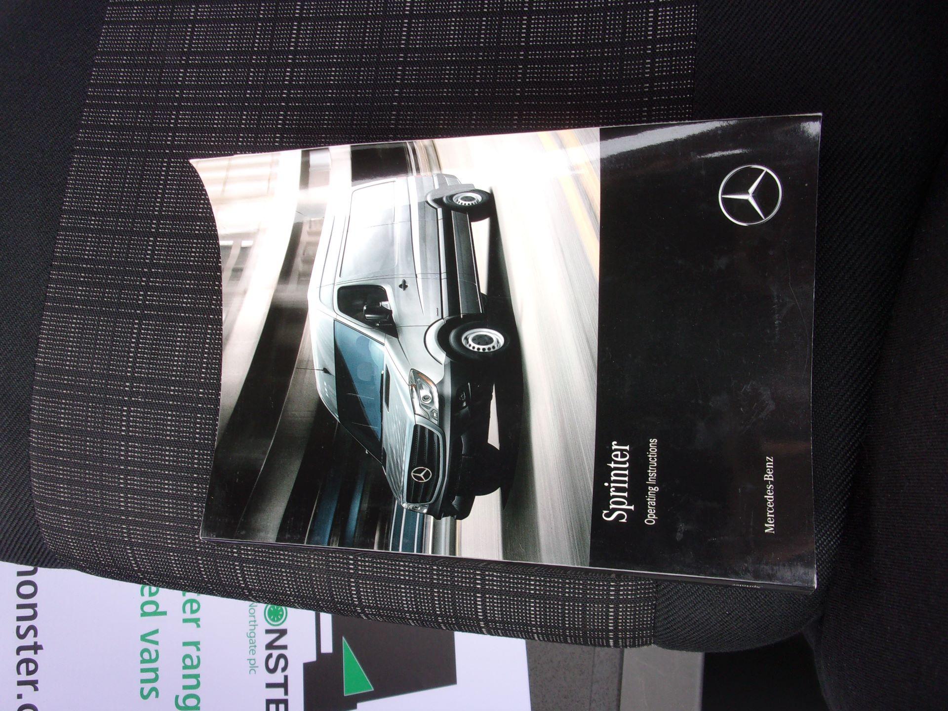 2017 Mercedes-Benz Sprinter 314 CDI MWB HIGH ROOF VAN EURO 6 (EY67OHA) Image 23