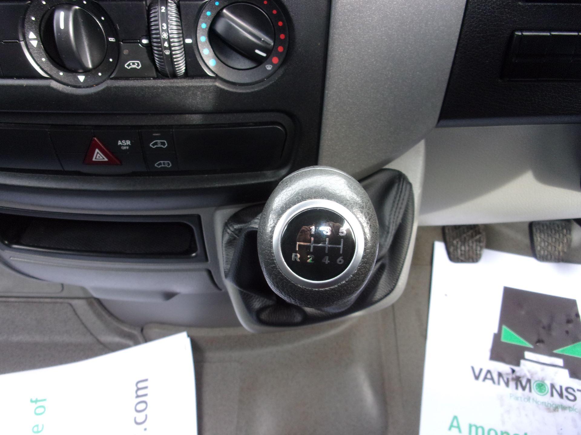 2017 Mercedes-Benz Sprinter 314 CDI MWB HIGH ROOF VAN EURO 6 (EY67OHA) Image 4