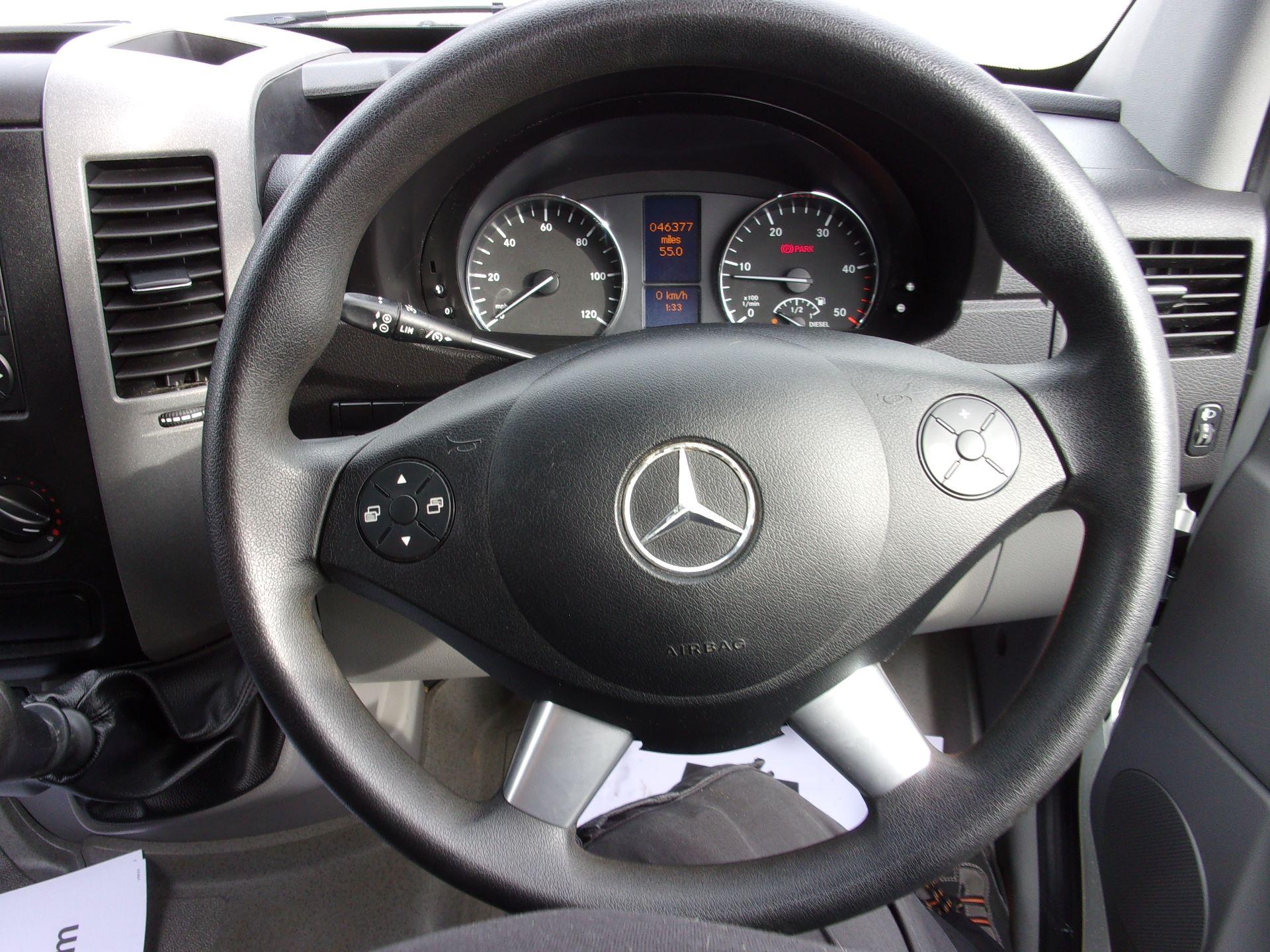 2017 Mercedes-Benz Sprinter 314 CDI MWB HIGH ROOF VAN EURO 6 (EY67OHA) Image 5