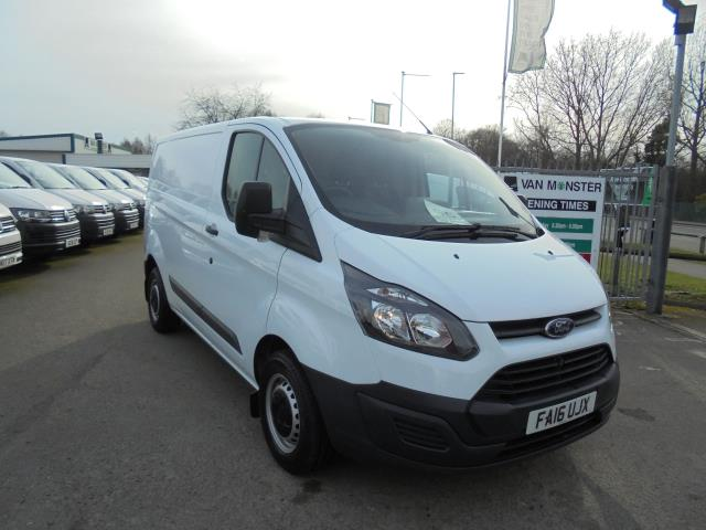 2016 Ford Transit Custom 290 L1 DIESEL FWD 2.2  TDCI 100PS LOW ROOF VAN EURO 5 (FA16UJX)