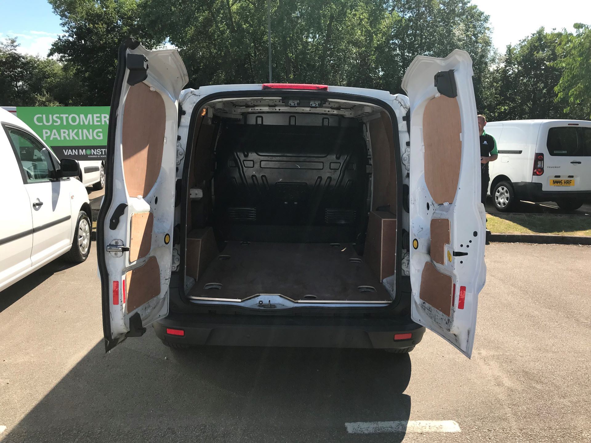 2016 Ford Transit Connect  220 L1 Diesel 1.5 TDCi 75PS Van EURO 6 (FA16ULS) Image 10