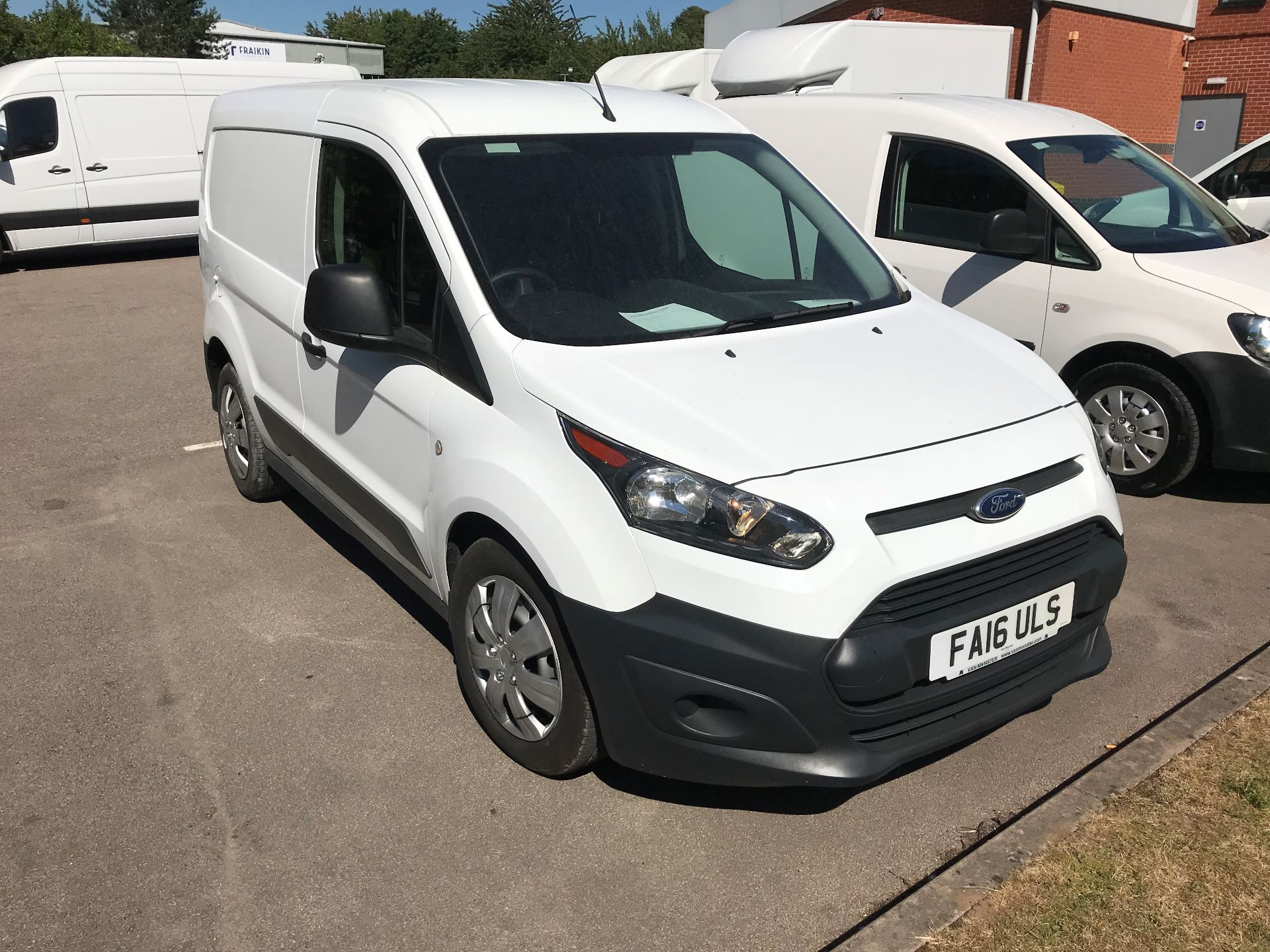 2016 Ford Transit Connect  220 L1 Diesel 1.5 TDCi 75PS Van EURO 6 (FA16ULS)