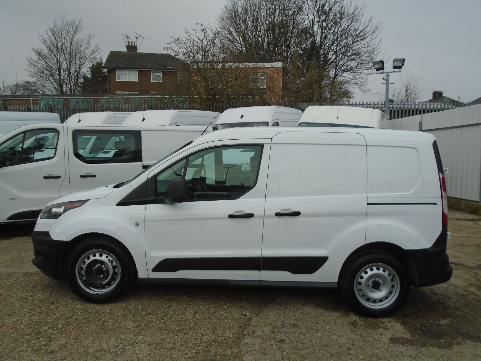2016 Ford Transit Connect 1.5 Tdci 75Ps Van (FA16UNL) Image 8