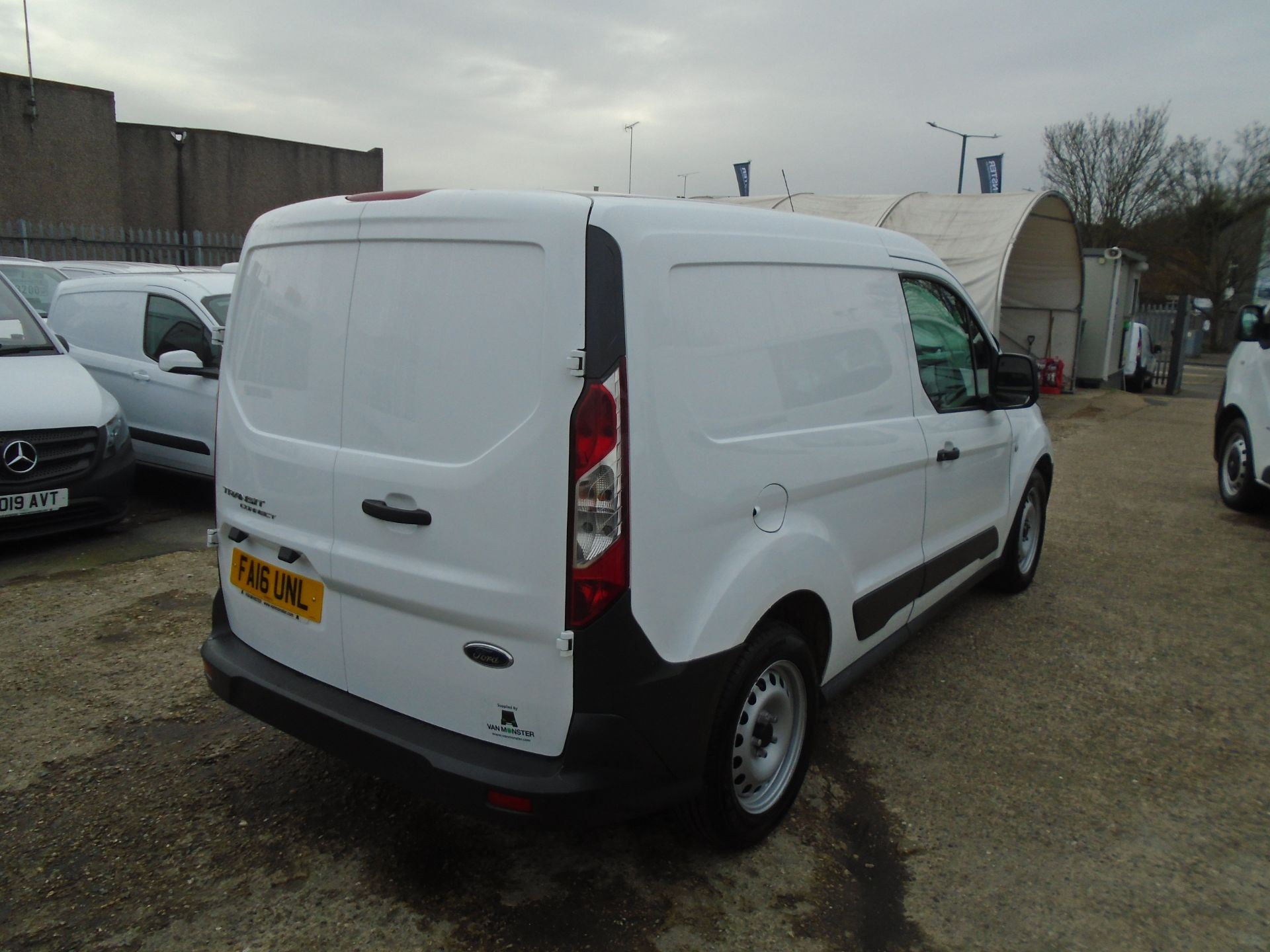 2016 Ford Transit Connect 1.5 Tdci 75Ps Van (FA16UNL) Thumbnail 6