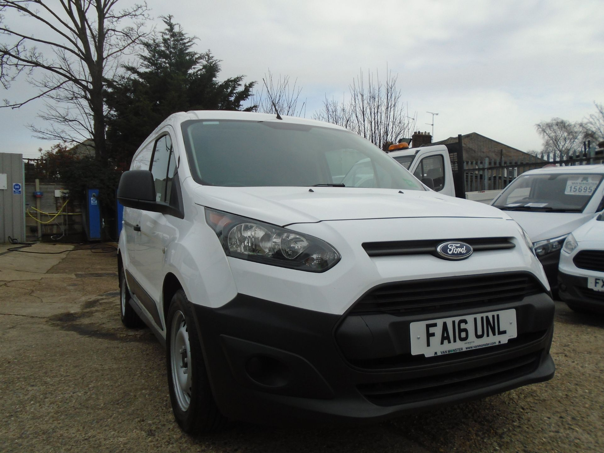 2016 Ford Transit Connect 1.5 Tdci 75Ps Van (FA16UNL)