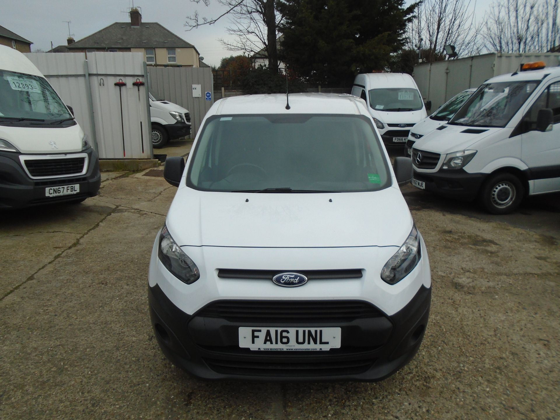 2016 Ford Transit Connect 1.5 Tdci 75Ps Van (FA16UNL) Thumbnail 2