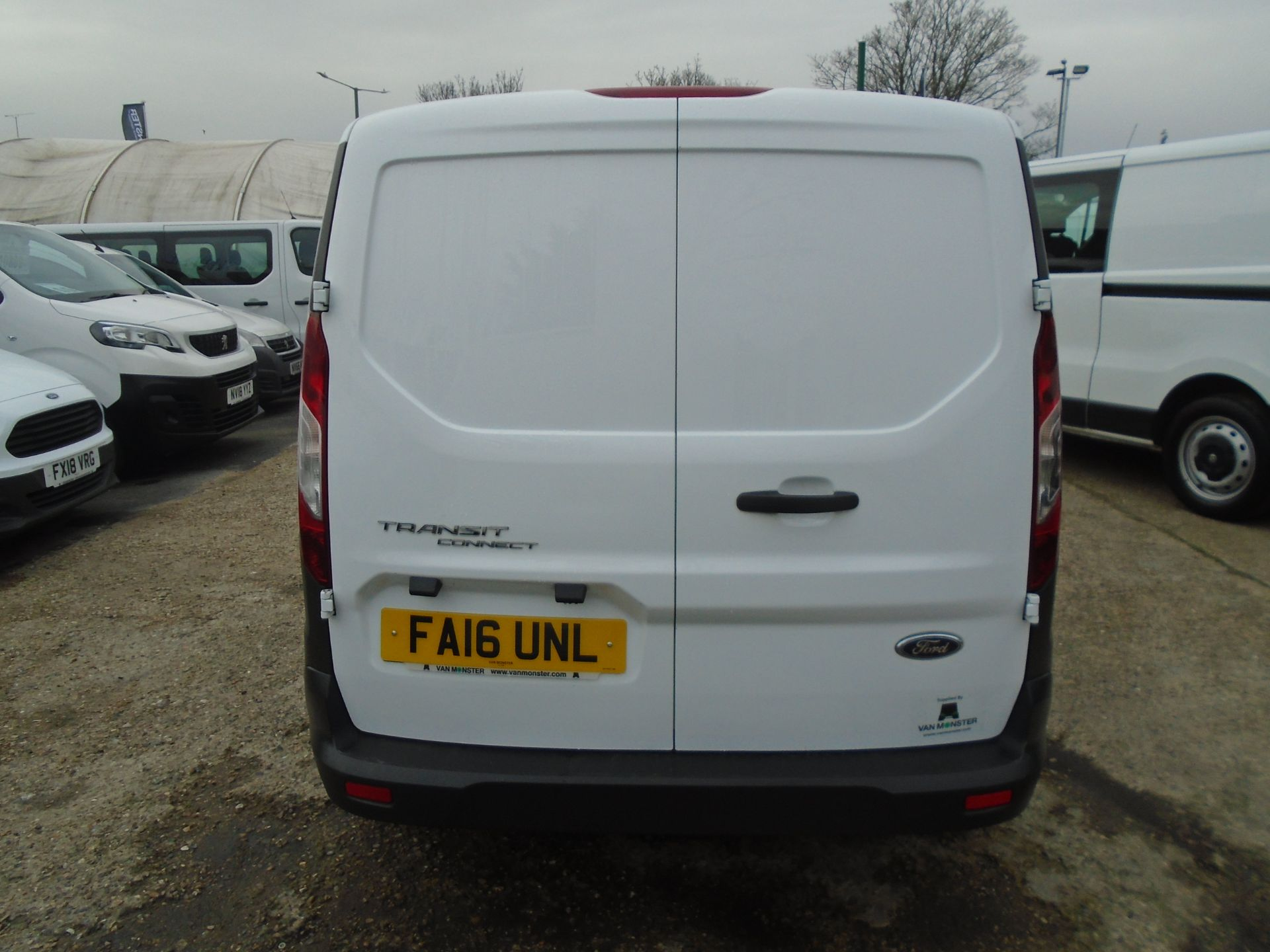 2016 Ford Transit Connect 1.5 Tdci 75Ps Van (FA16UNL) Thumbnail 5
