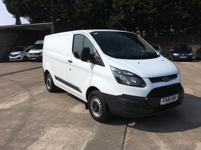 2016 Ford Transit Custom 290 L1 DIESEL FWD 2.2 TDCI 100PS LOW ROOF VAN EURO 5 (FA16UNU)