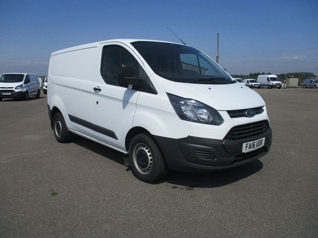 2016 Ford Transit Custom 290 L1 DIESEL FWD 2.2 TDCI 100PS LOW ROOF VAN EURO 5 (FA16UOX)