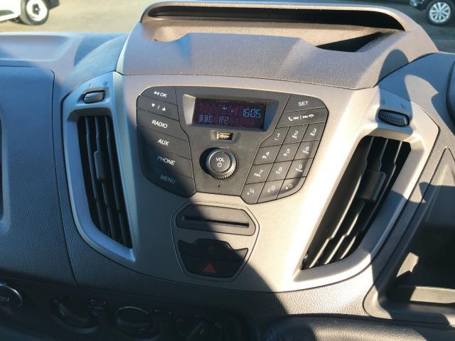 2017 Ford Transit Custom  290 L1 2.0TDCI 105PS LOW ROOF EURO 6 (FA17NWW) Image 3