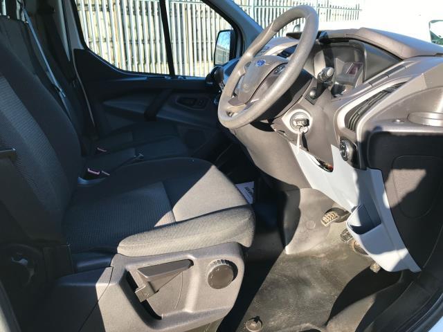 2017 Ford Transit Custom  290 L1 2.0TDCI 105PS LOW ROOF EURO 6 (FA17NWW) Image 2