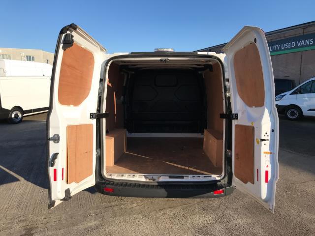 2017 Ford Transit Custom  290 L1 2.0TDCI 105PS LOW ROOF EURO 6 (FA17NWW) Image 16