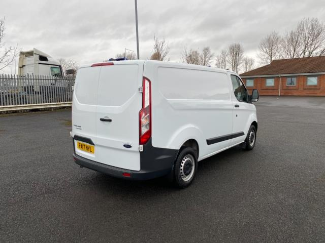 2017 Ford Transit Custom 2.0 Tdci 105Ps Low Roof Van (FA17NYL) Image 7