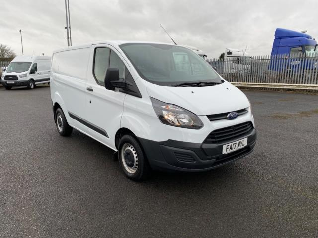 2017 Ford Transit Custom 2.0 Tdci 105Ps Low Roof Van (FA17NYL) Image 1