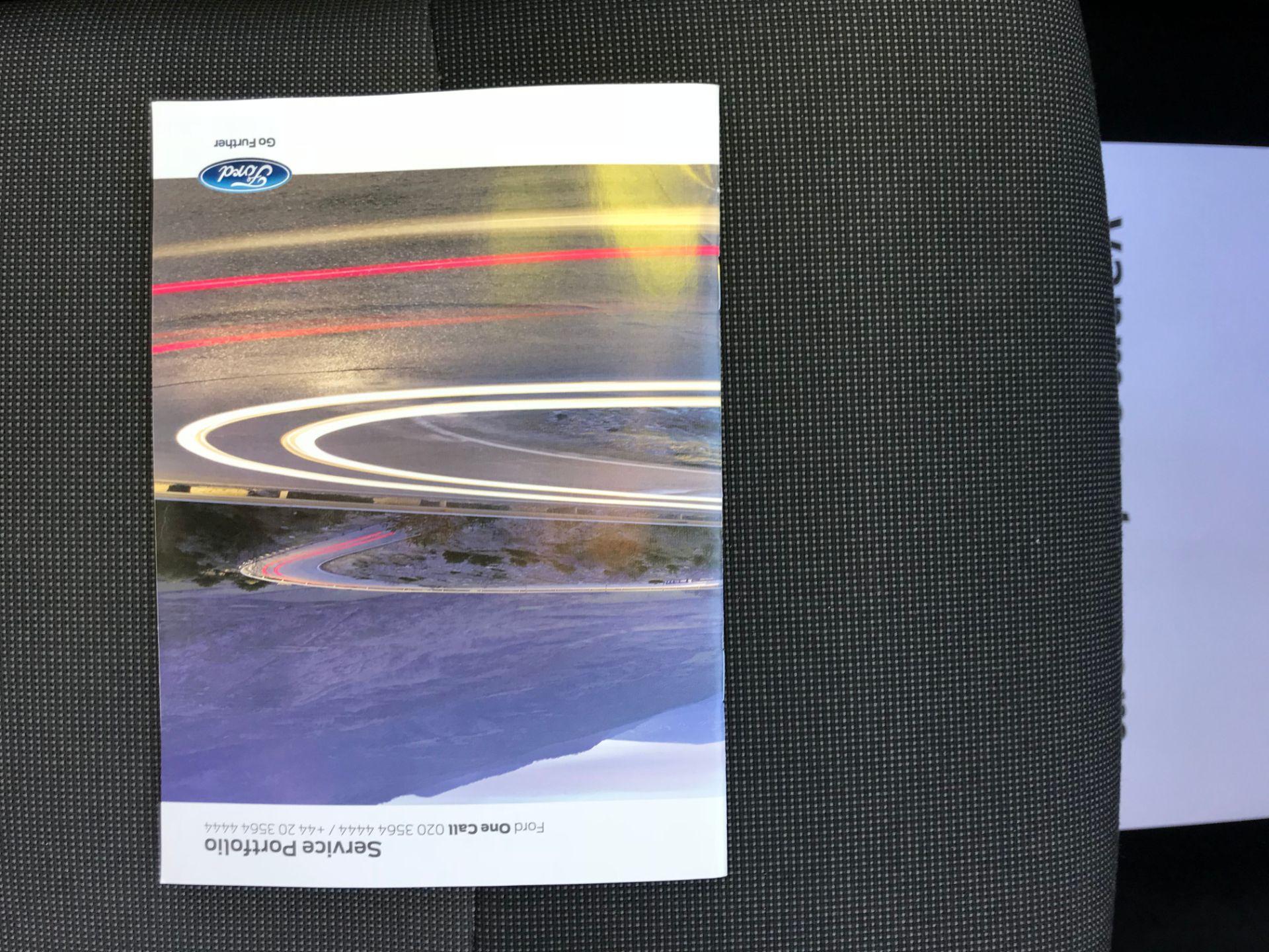2017 Ford Fiesta 1.5 Tdci Van (FA17NYM) Image 36