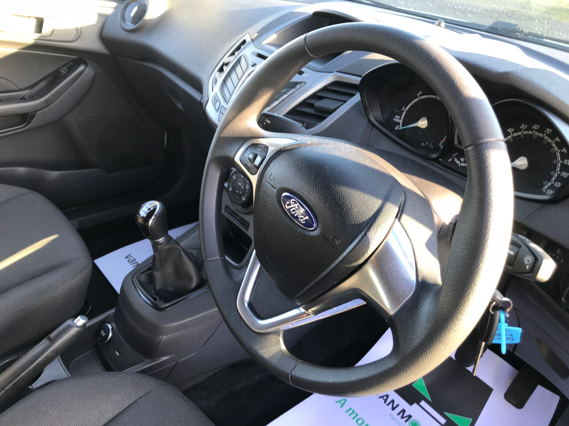 2017 Ford Fiesta 1.5 Tdci Van (FA17NYM) Image 16