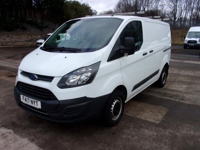 2017 Ford Transit Custom 290 2.0 Tdci 105Ps Low Roof Van (FA17NYT) Image 14
