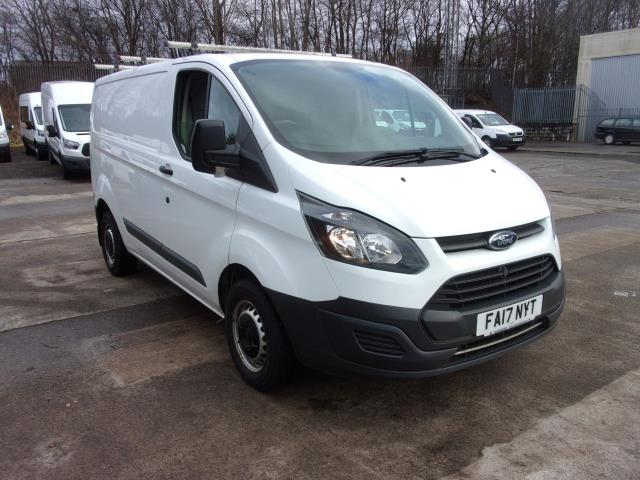 2017 Ford Transit Custom 290 2.0 Tdci 105Ps Low Roof Van (FA17NYT)