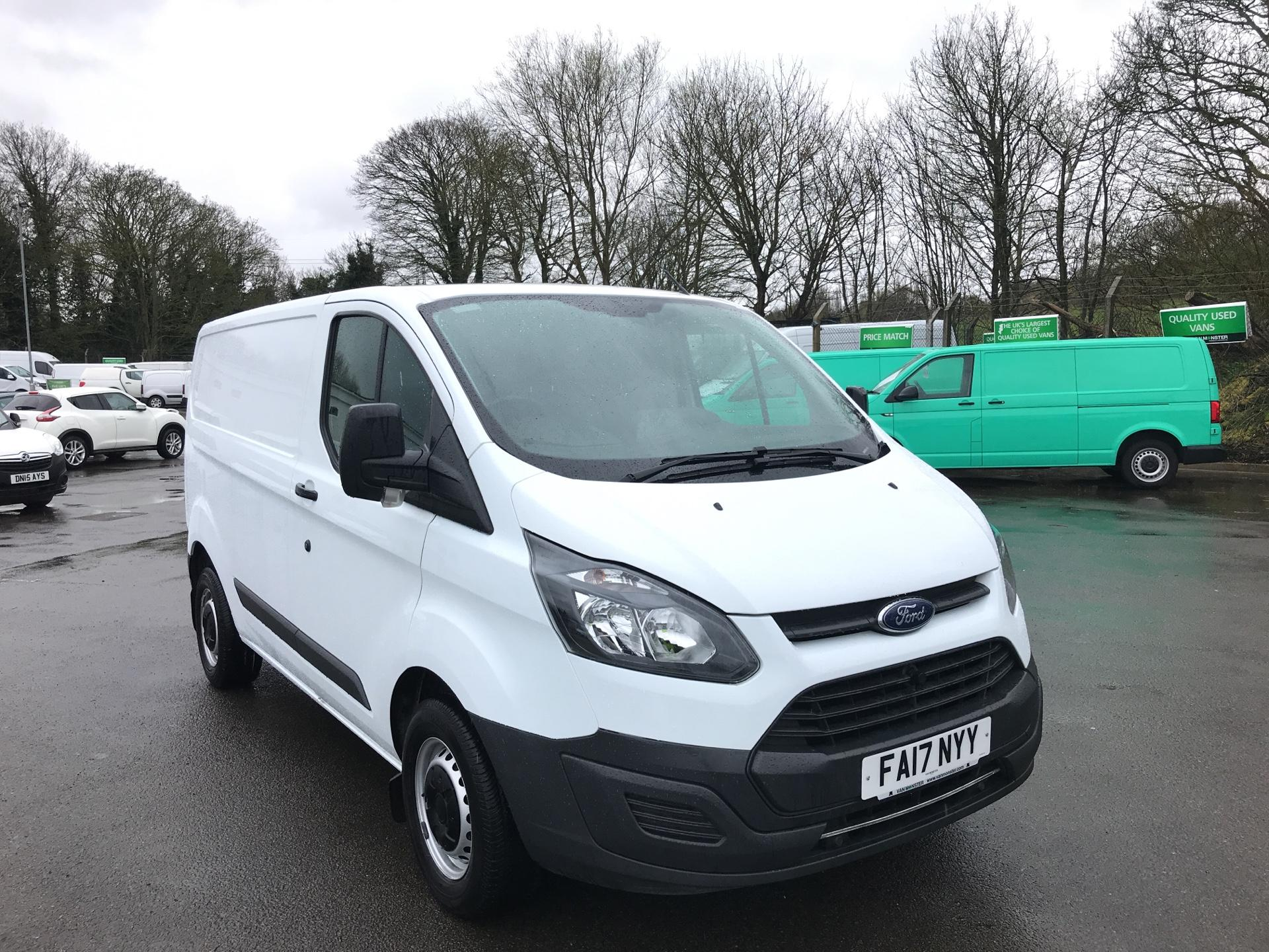 2017 Ford Transit Custom  290 L1 DIESEL FWD 2.0 TDCI 105PS LOW ROOF VAN EURO 6 (FA17NYY)