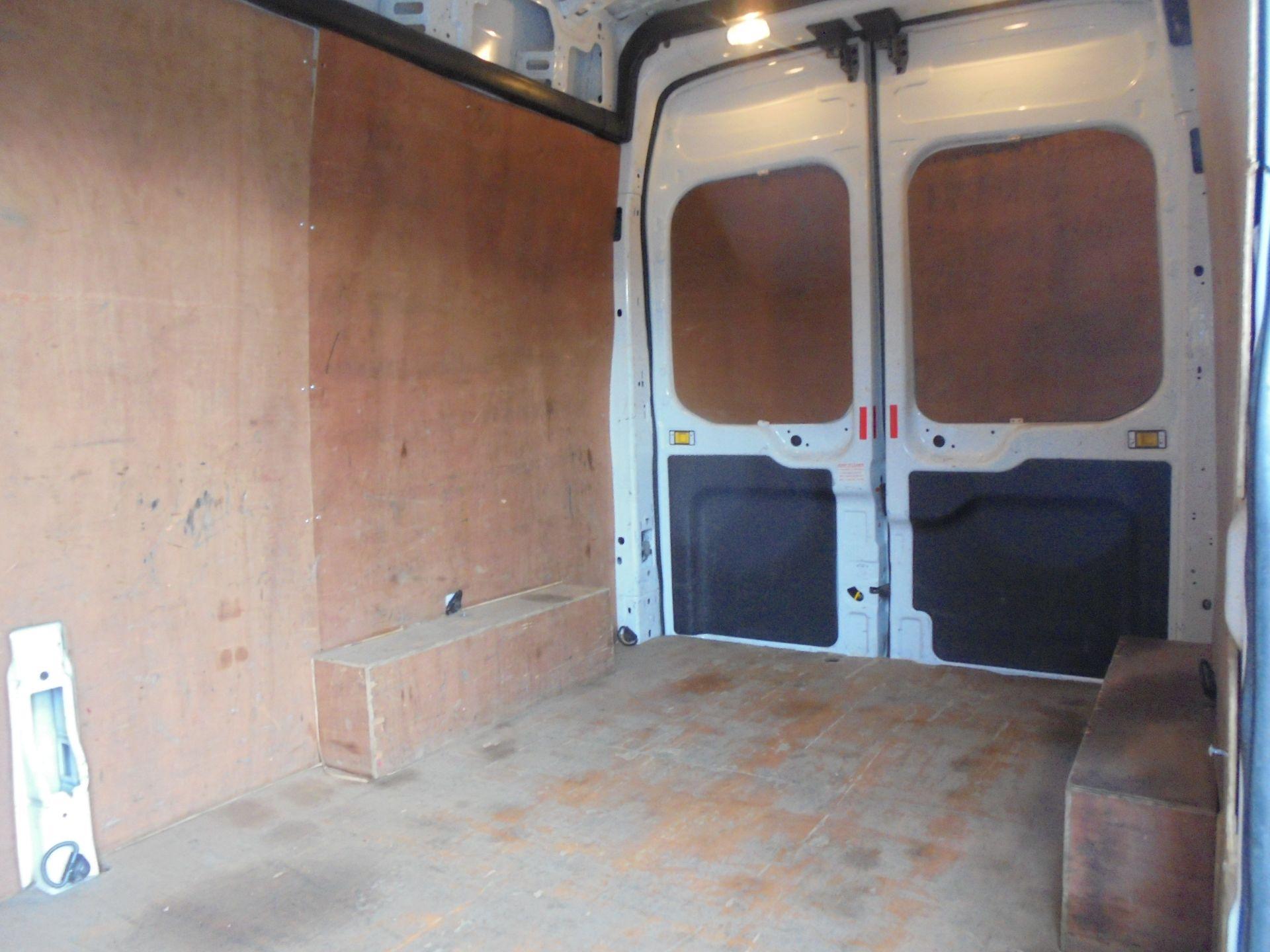2017 Ford Transit 2.0 Tdci 130Ps H3 Van (FA17NZE) Image 7